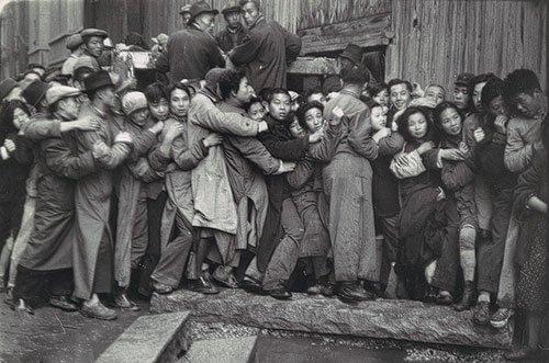 Henri - Cartier Bresson
